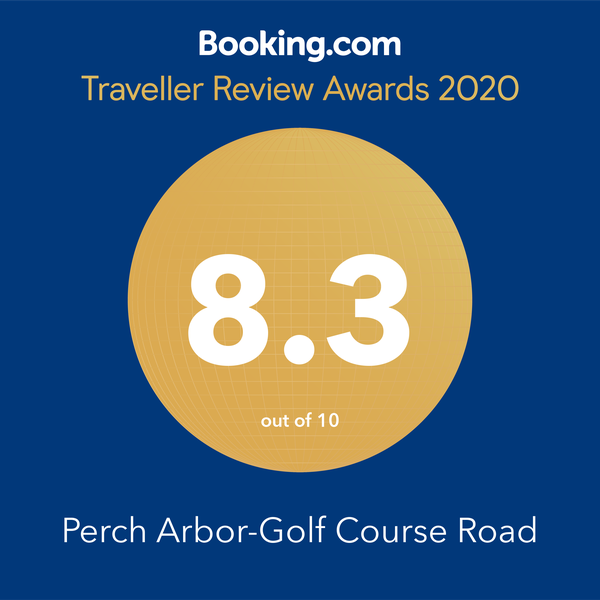 Perch Arbor - Golf Course Road Awards