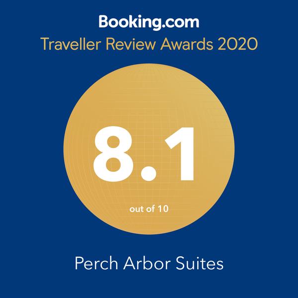 Perch Arbor Suites Awards
